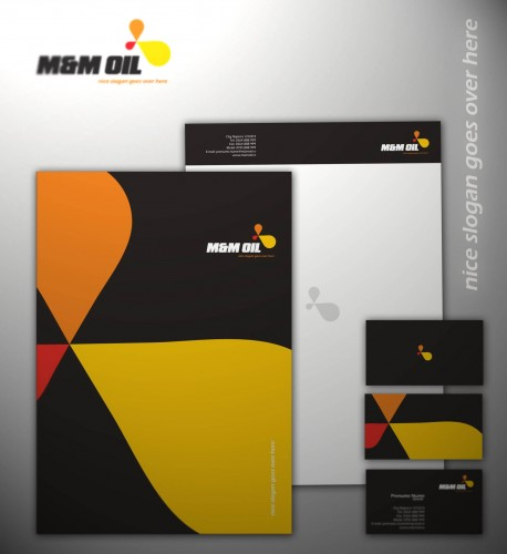 Corporate Identity by ~digitalAM