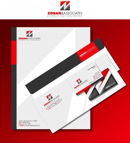 Corporate Identity by ~workstation