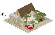 million stone house - Pixel Art Tutorial Series & Inspiration